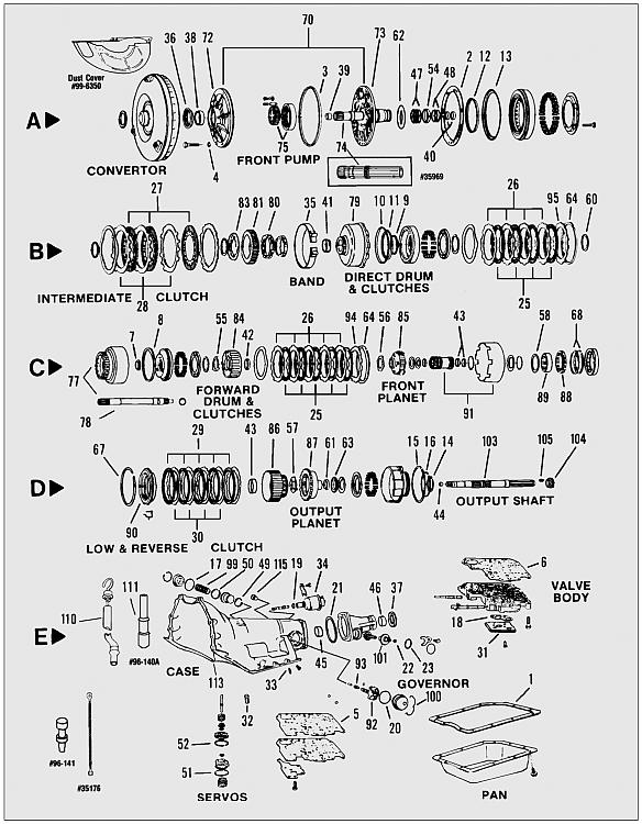 700r4 transmission diagram 1991 camaro 700r4 wiring diagram 700r4 pump diagram