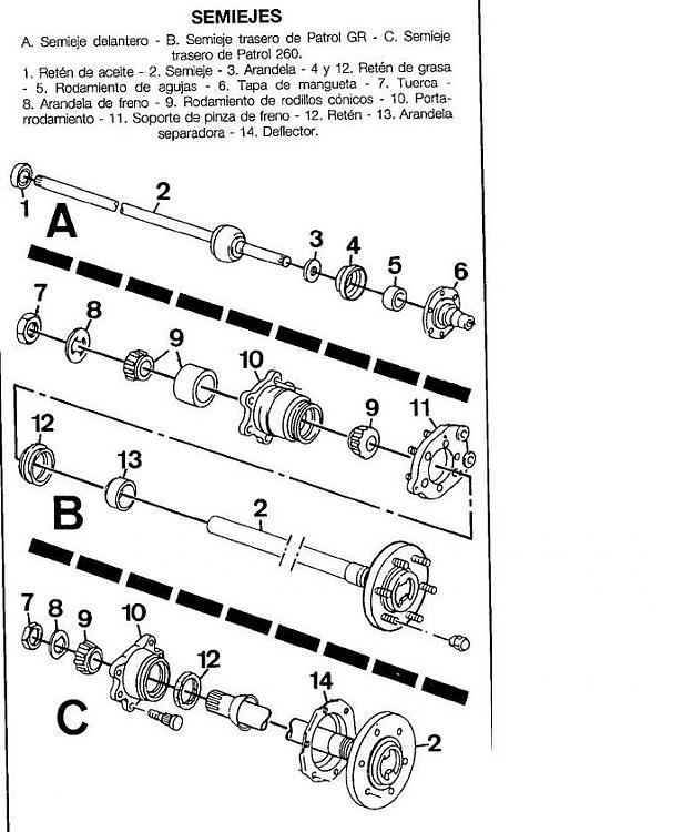 Patrol 160/61 Service Manual