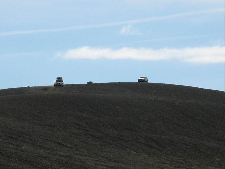 Name:  Island 2007-1 096-Paj og taco på vei ned.jpg Views: 6116 Size:  33.0 KB